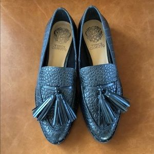 Vince Camuto Tassled Loafers
